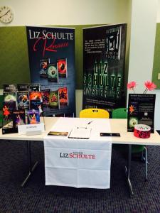 Liz Schulte Books
